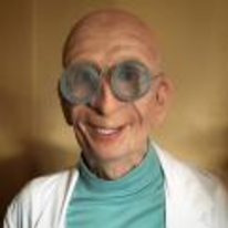 Radnom funny picture tags: professor-farnsworth futurama halloween costume good-news-everyone
