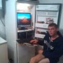 Radnom funny picture tags: russia computer fridge refrigerator YOSPOS
