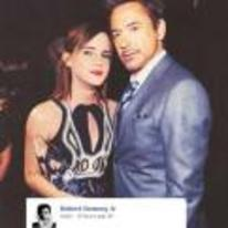 Radnom funny picture tags: sherlock-and-watson emma-watson Robert-Downey-Jr sherlock-holmes facebook