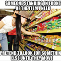 Radnom funny picture tags: shopping someone standing in-font item