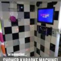 Radnom funny picture tags: shower karaoke-machine need want next-level-singing-in-the-shower