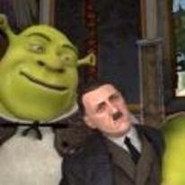 Currently trending funny picture tags: shrek hitler romance cuddle random