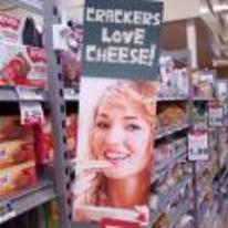 Radnom funny picture tags: slightly-racist poster supermarket crackers-love-cheese crackers