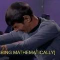Radnom funny picture tags: sobbing mathematically star-trek spock crying