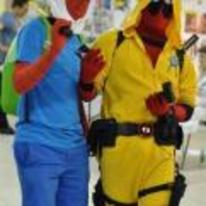 Currently trending funny picture tags: spiderman deadpool adventure-time jake-fin cosplay