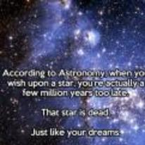 Radnom funny picture tags: star motivation dead like-your-dreams motivational