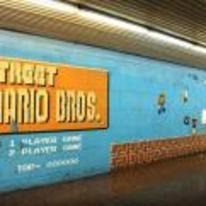Radnom funny picture tags: street mario nintendo graffiti subway