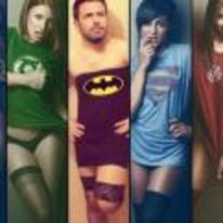 Radnom funny picture tags: super-hero girls Ben-Affleck batman sexy