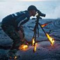 Radnom funny picture tags: taking picture lava feet-on-fire camera-on-fire