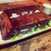 Radnom funny picture tags: terrible ps4 chocolate cake playstation