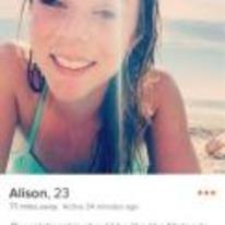 Radnom funny picture tags: tinder tinder-profile n64 blowing-on-it girl