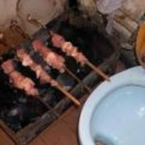 Radnom funny picture tags: toilet cooking weird kebabs loo