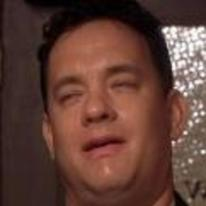 Radnom funny picture tags: tom-hanks stoned face too-good ugh