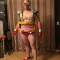 Radnom funny picture tags: turtles krang halloween-costume TMNT cosplay