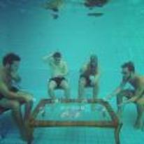 Radnom funny picture tags: underwater poker swimming-pool lids guys