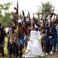 Radnom funny picture tags: weddingdress ak47 terrorists freedomfighters Malicia
