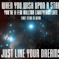 Radnom funny picture tags: wish star lightyears dead motivational
