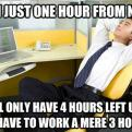 Radnom funny picture tags: work moto everyday 1-hour until