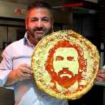 Radnom funny picture tags: world-cup-2014 pirlo pizza italy cheese
