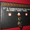 Radnom funny picture tags: zelda dangerous go alone keys